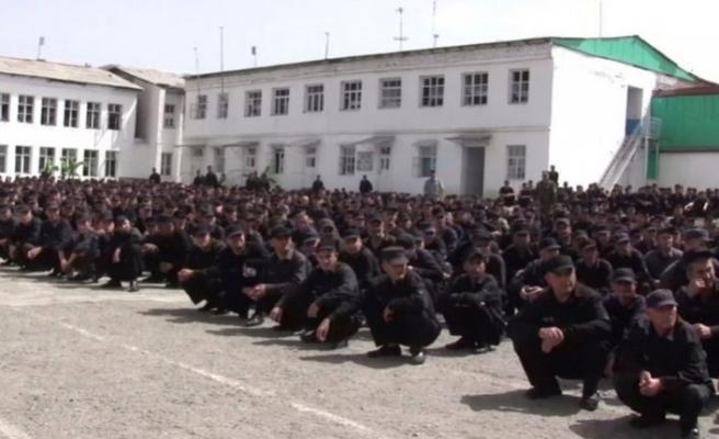 Tacikistan'da Vahdet cezaevindeki isyanı DEAŞ üstlendi