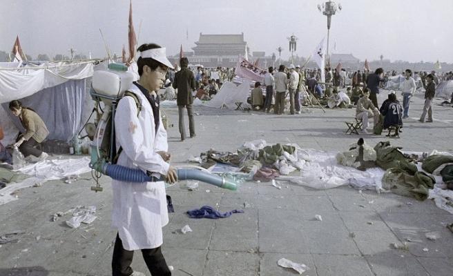 Tarihte Bugün (03 Haziran): Tiananmen Meydanı'nda 2 bin öğrenci öldürüldü
