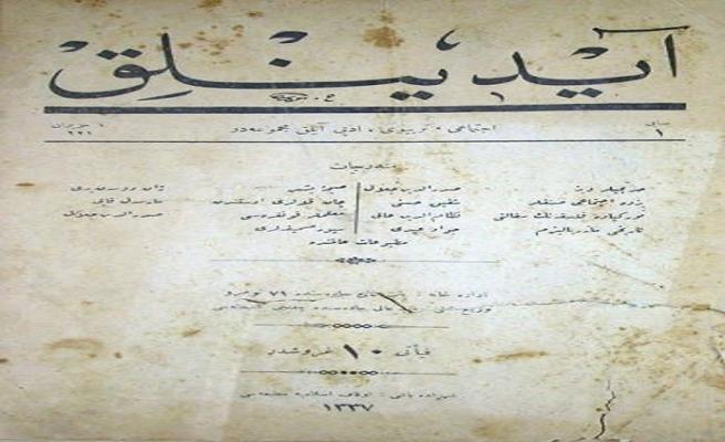 Tarihte Bugün (1 Haziran) : Osmanlı'nın ilk sosyalist mecmuası yayın hayatına başladı