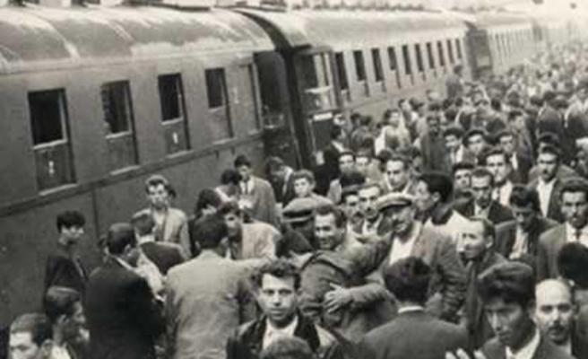 Tarihte Bugün (24 Haziran): Almanya'ya gidecek ilk işçi kafilesi yola çıktı