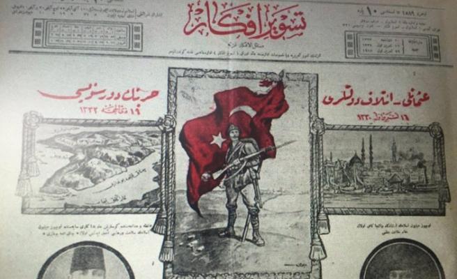 Tarihte Bugün (28 Haziran): Tasviri Efkar gazetesi yayına başladı