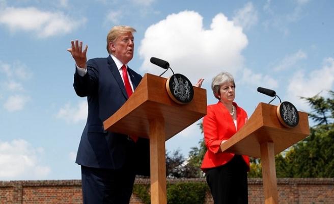 Trump Brexit'i kızıştırıyor