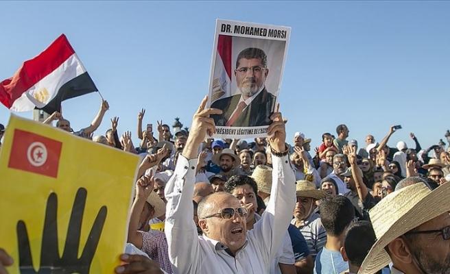 Tunus'ta sol partiden 'Mursi'nin ölümü soruşturulsun' çağrısı