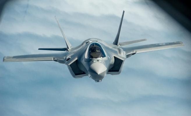 Türk yetkilileri F-35 program toplantılarına alınmayacak