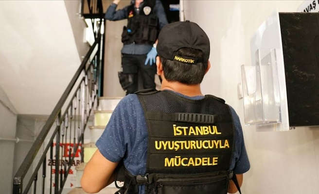 Türkiye Avrupa'nın uyuşturucu kaçakçılığıyla mücadelesinde öne çıktı