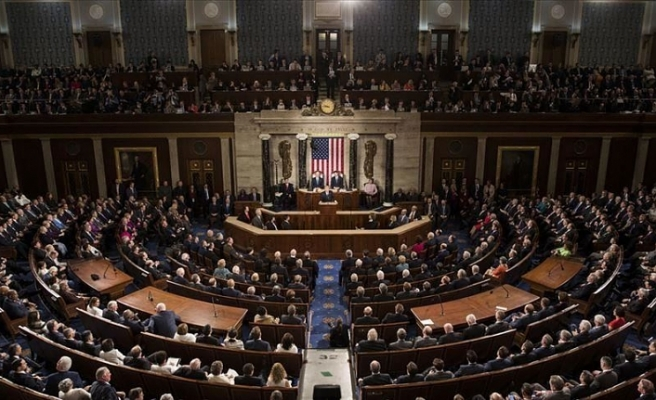 ABD Temsilciler Meclisinden İran'a askeri müdahale düzenlemesi