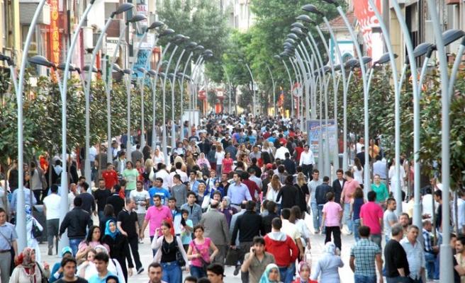En genç nüfus, Marmara'da