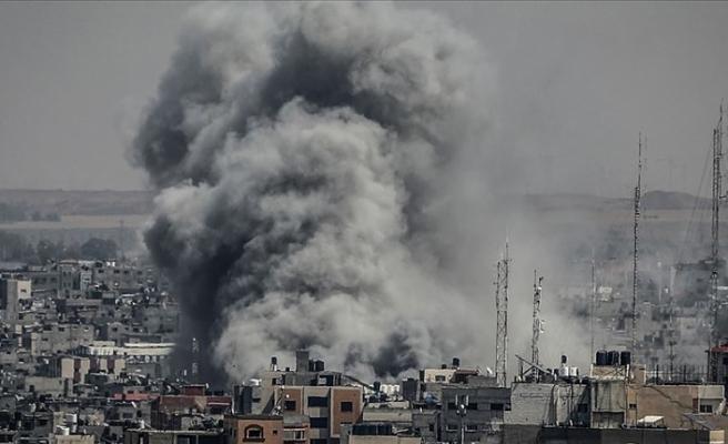 Hamas'tan İsrail'e