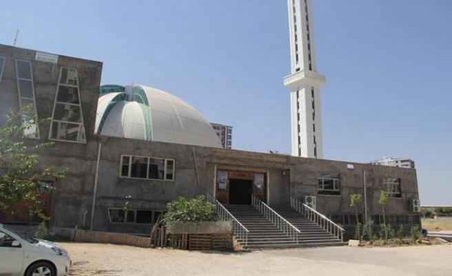 HDP'li belediyenin cami yapımını durduracak imar planı değişikliğine tepki