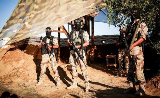 İslami Cihad'dan 'İsrail saldırılarına cevap vermeye hazırız' mesajı