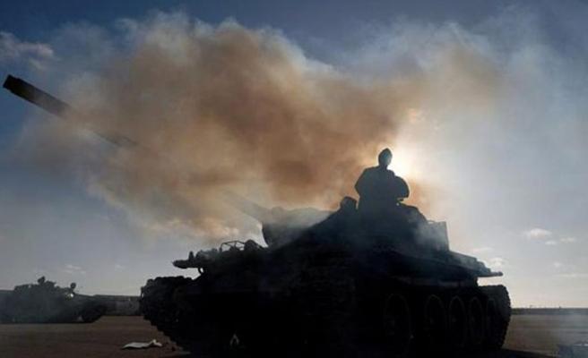 Libya'daki 6 Türk'ün durumu meçhul