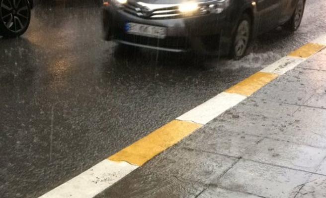 Meteoroloji'den 3 il için dolu uyarısı