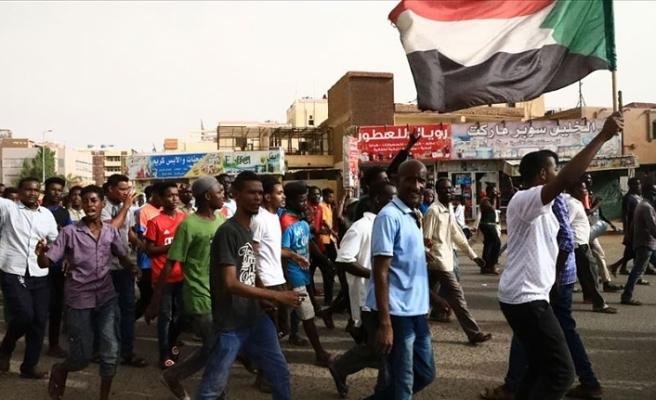 Sudan'da '3 Haziran olayları'nın kurbanları anılıyor