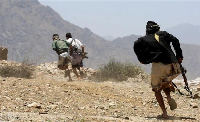 Yemen'de 20 Husi öldürüldü