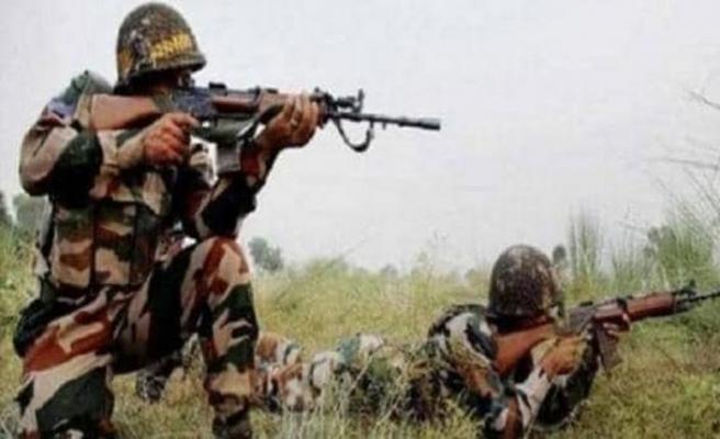 1 Pakistan askeri daha Cammu Keşmir Kontrol Hattında öldü