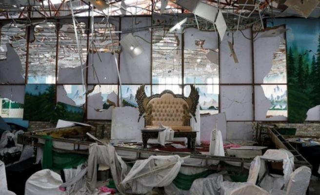 65 kişinin öldüğü düğün salonu saldırısını DEAŞ üstlendi