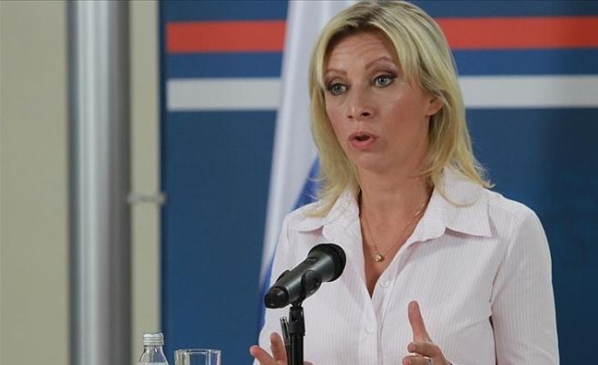 Rusya Dışişleri Bakanlığı Sözcüsü Zaharova: ABD Rusya ile ilişkilerini seçim yarışına kurban ediyor