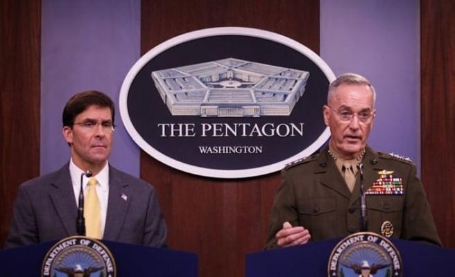ABD Savunma Bakanı Esper'den Türkiye açıklaması: Ya F-35 Ya S-400 ikisi birden olmaz