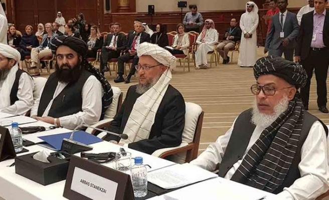 ABD-Taliban barışında sona yaklaşıldı