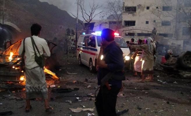 'BAE hava saldırılarında ölü ve yaralıların sayısı 300'den fazla'