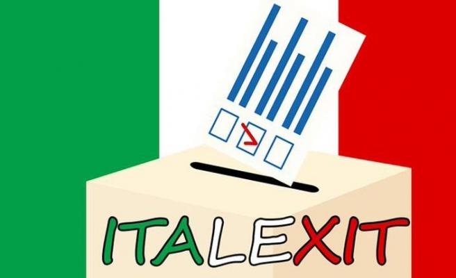 Brexit sorunu çözülmeden sırada ITALEXIT mi var ?