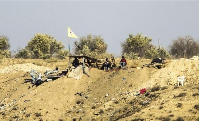CENTCOM'a göre YPG/PKK siper yıkıyor