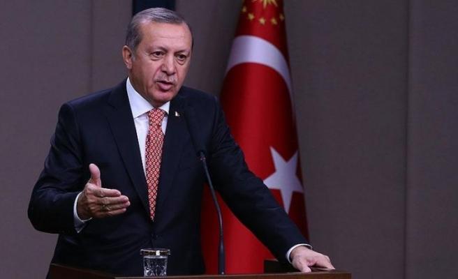Cumhurbaşkanı Erdoğan: Gerekli tüm tedbirleri almaya devam edeceğiz