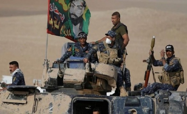 DEAŞ'ın sözde Bağdat valisi yakalanınca kendini patlattı