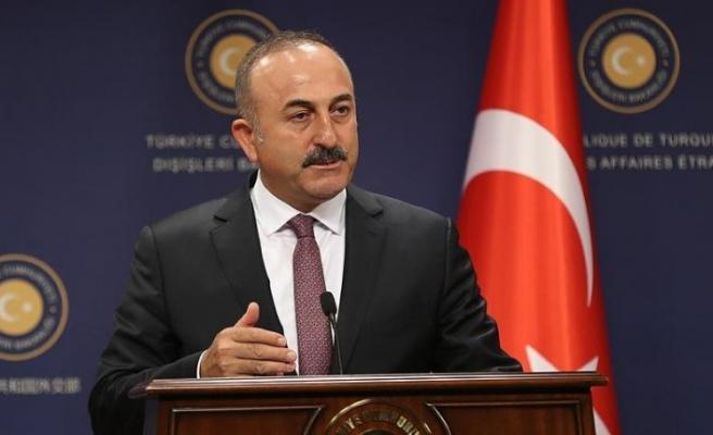 Dışişleri Bakanı Çavuşoğlu'ndan Libya çağrısı
