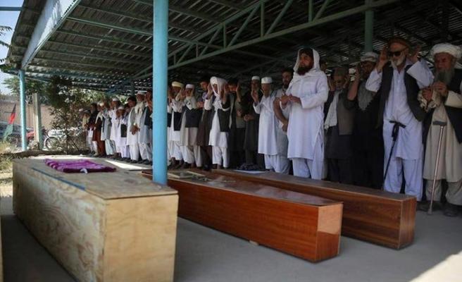 Düğün salonu saldırısında ölen Afgan sayısı 80'e çıktı