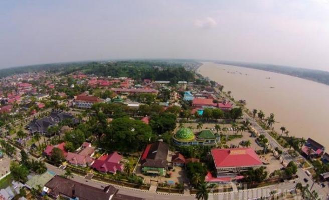 Endonezya'nın başkenti değişiyor