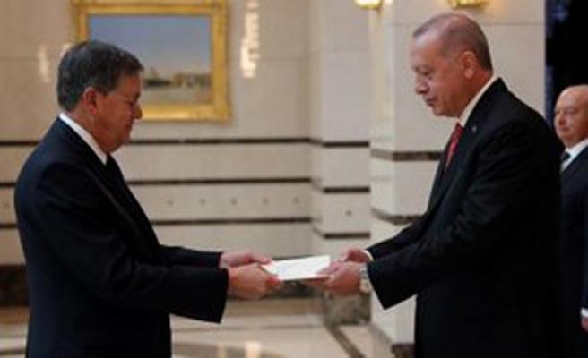 Erdoğan, ABD'nin yeni Ankara Büyükelçisi Satterfield'in güven mektubunu kabul etti