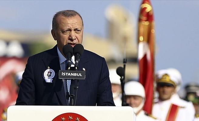Erdoğan: Kendi harekat planımızı devreye sokacağız