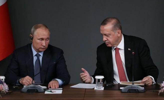 Erdoğan yarın Rusya yolcusu