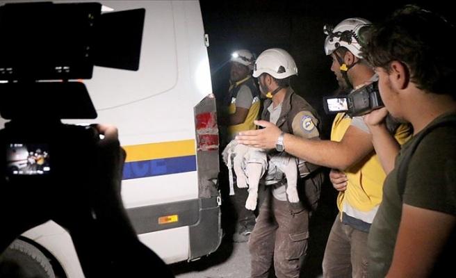 Esed rejiminin saldırılarında 5'i çocuk, 10 sivil daha öldü