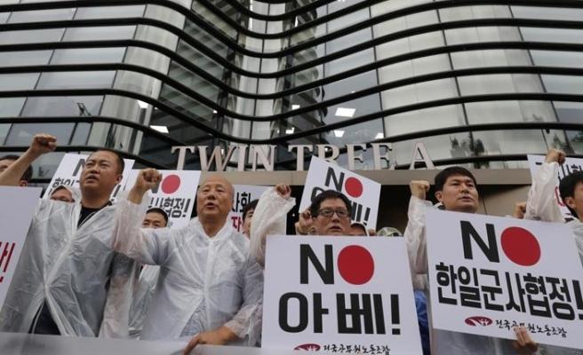 Güney Kore'nin istihbarat anlaşmasını iptali Japonları kızdırdı