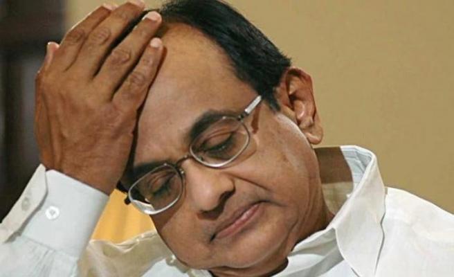 Hindistan'da eski Maliye Bakanı Chidambaram yolsuzluk iddiasıyla tutuklandı