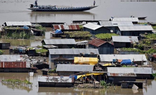 Hindistan'daki sel felaketinde ölü sayısı 95'e çıktı