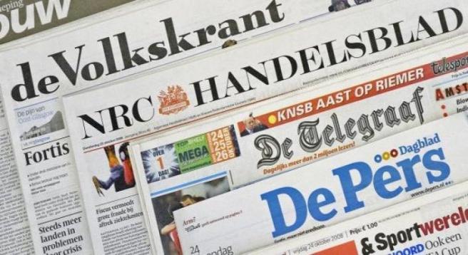 Hollanda medyasından küstah Türkiye karalaması