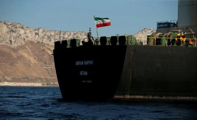 İran tankeri Adrian Darya 1 Cebelitarık'tan ayrıldı