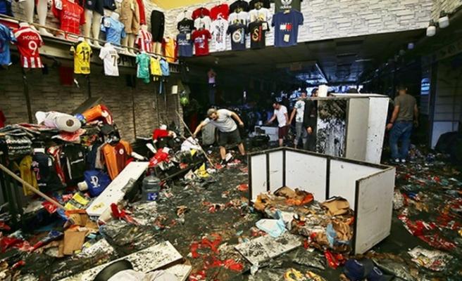 İstanbul Valisi'nden zarar gören esnafa müjde