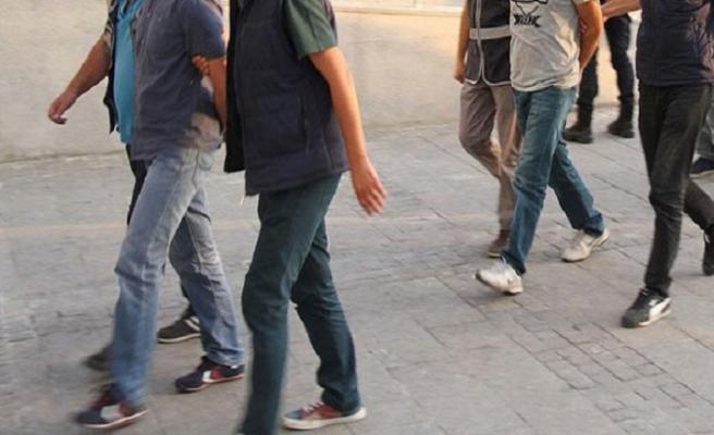 İzmir ve Muğla'da terör operasyonları: 21 gözaltı