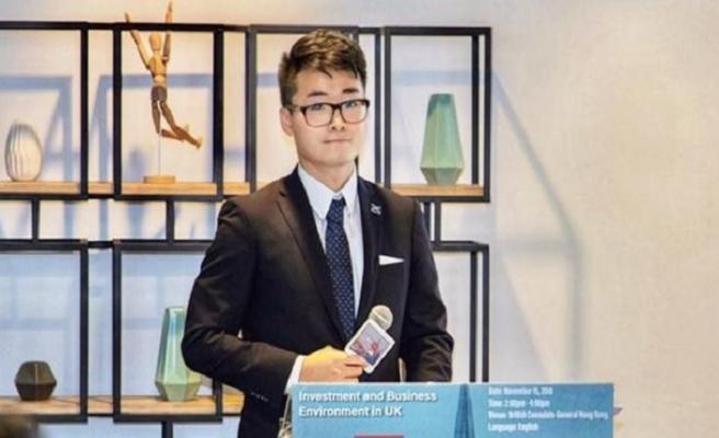Kamu güvenliği yasasını çiğneyen İngiltere'nin Hong Kong çalışanı serbest bırakıldı