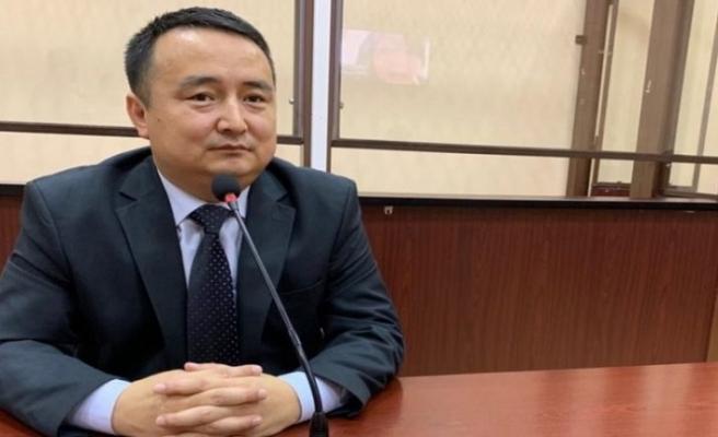'Kazakistan yetkilileri para yüzünden Çin'in lobicisi oluyor' diyen, Doğu Türkistan'ın sesi Bilaş serbest bırakıldı
