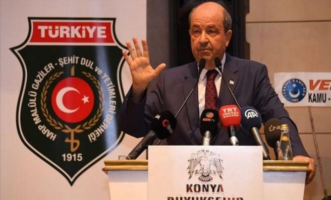 KKTC Başbakanı Tatar: Garantörlük hakkı kolay kolay elde edilen bir şey olmamıştır
