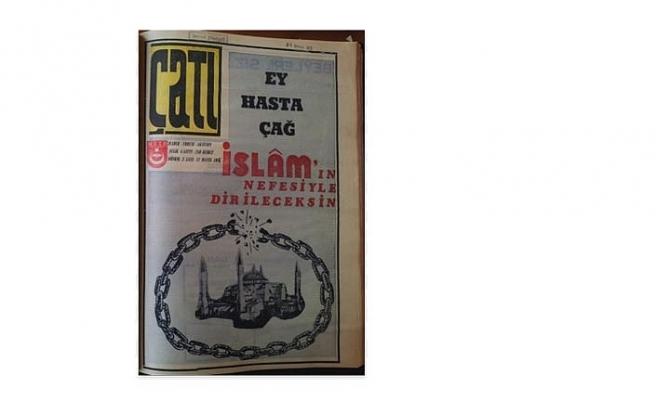 Kültür Emperyalizmi Ve Batı'nın Yeniçerileri - Ahmet Halûk Dursun- Çatı Dergisi