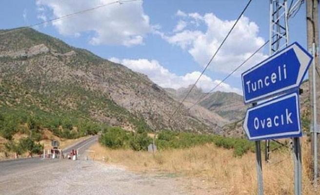 Ovacık'ta 2 PKK'lı etkisiz hale getirildi
