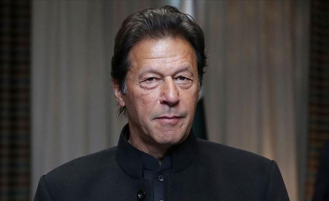Pakistan Başbakanı Han: Pakistan Keşmir konusunda her türlü yolu deneyecek