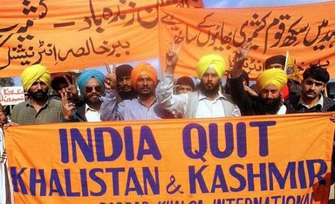 Pakistan ve Azad Keşmir'de Hindistan Bağımsızlık Günü protestosu