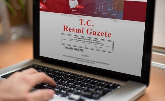Resmi Gazete'de yayımlandı: Erdoğan'dan nükleer santral talimatı